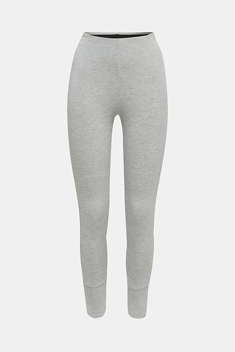 Leggings made of modal/TENCEL™ with stretch