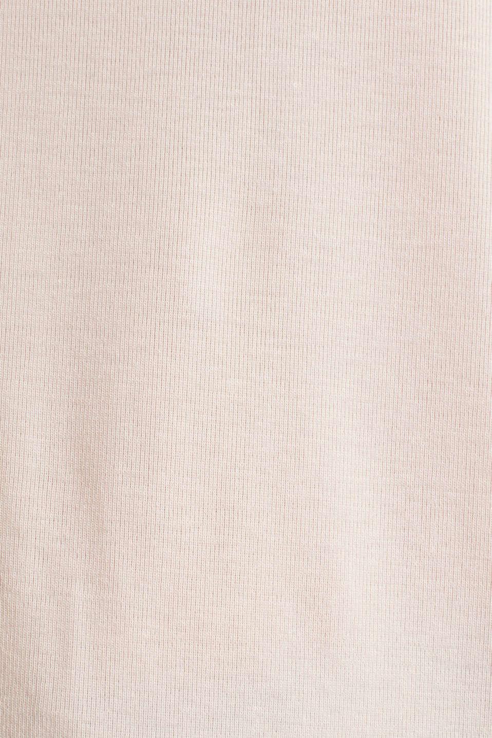 Made of lyocell/TENCEL™: loungewear top, SALMON, detail image number 3