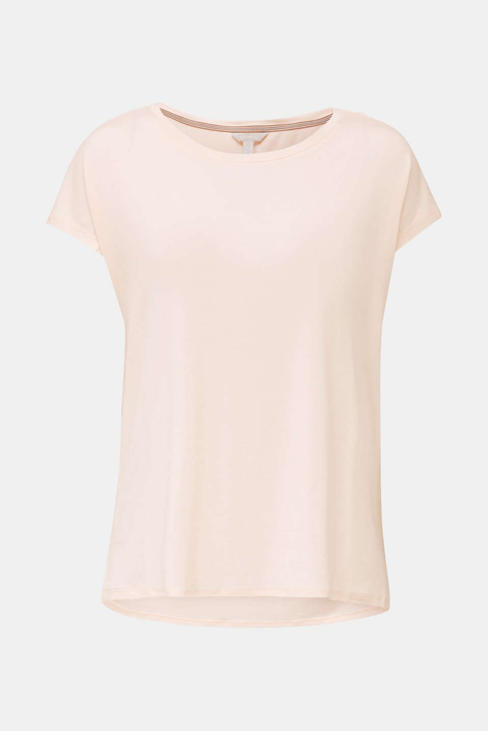 Made of lyocell/TENCEL™: top, SALMON, detail image number 4