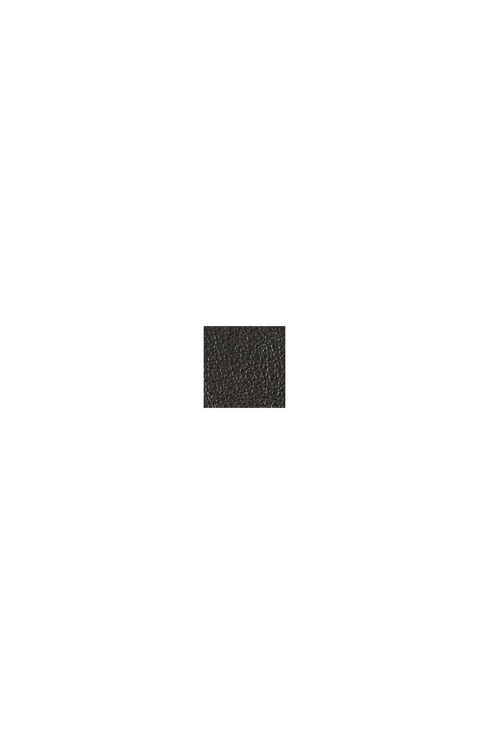 Vegan: Mini-Schultertasche, BLACK, swatch