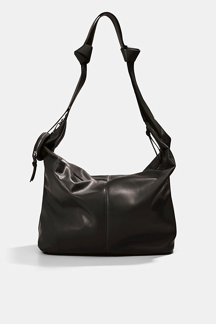 Vegan: Bag with small pendant bag