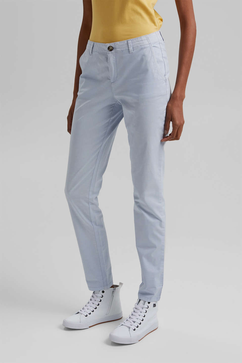 edc - Chino stretch en coton bio