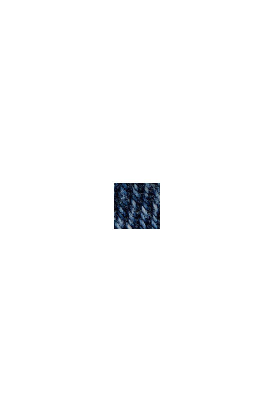 Korta jeans med modern passform, BLUE LIGHT WASHED, swatch