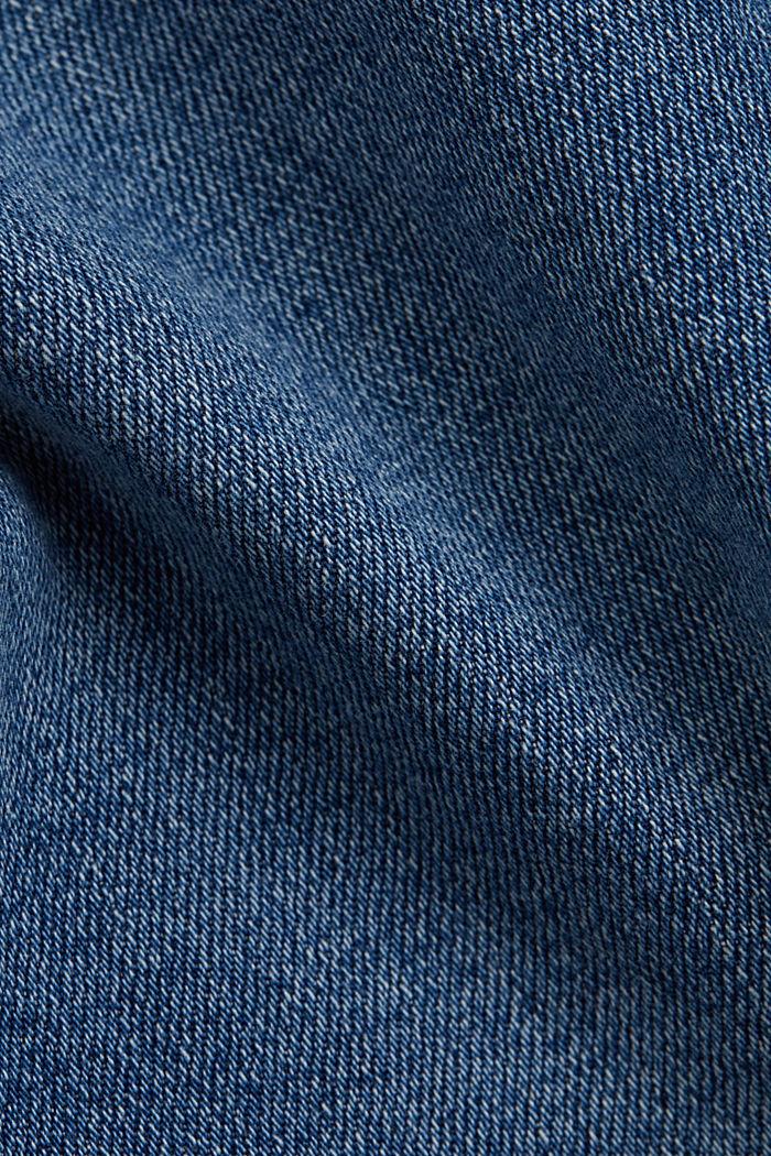 Pants denim, BLUE MEDIUM WASHED, detail image number 4