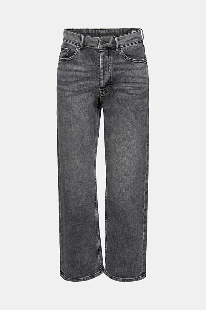 Fashion Fit ankle-length jeans