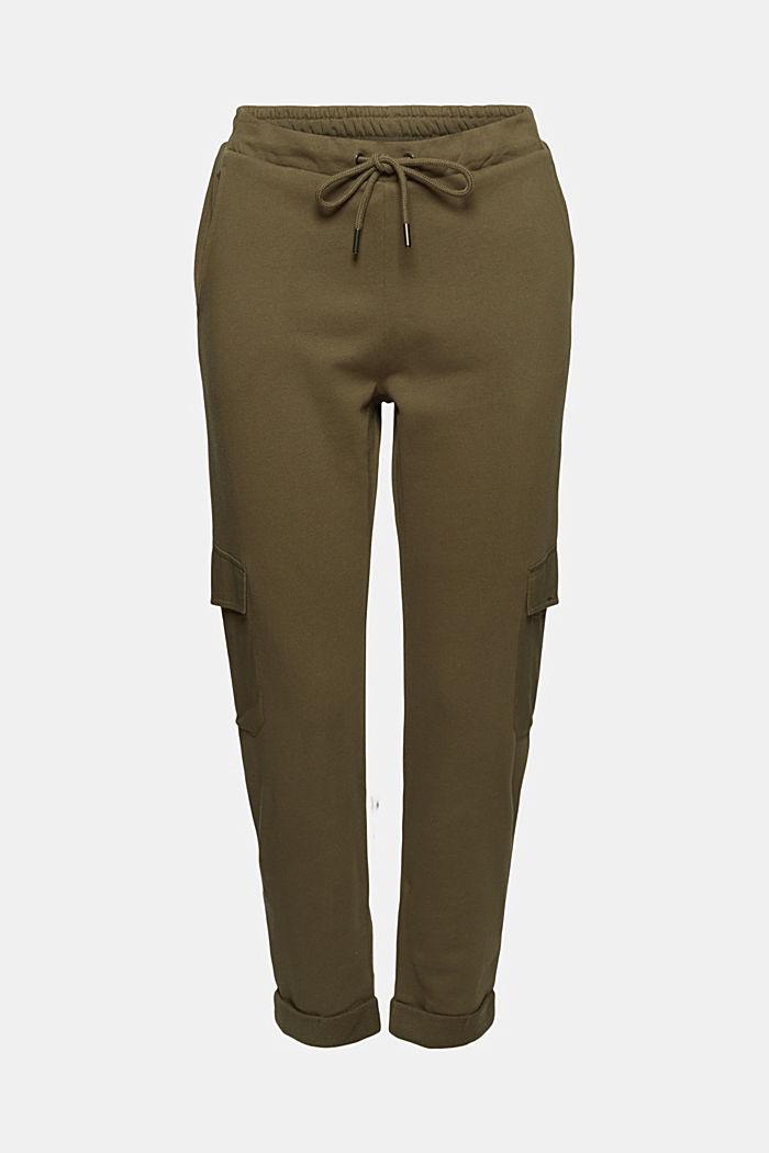 Jogger-Pants im Cargo-Style
