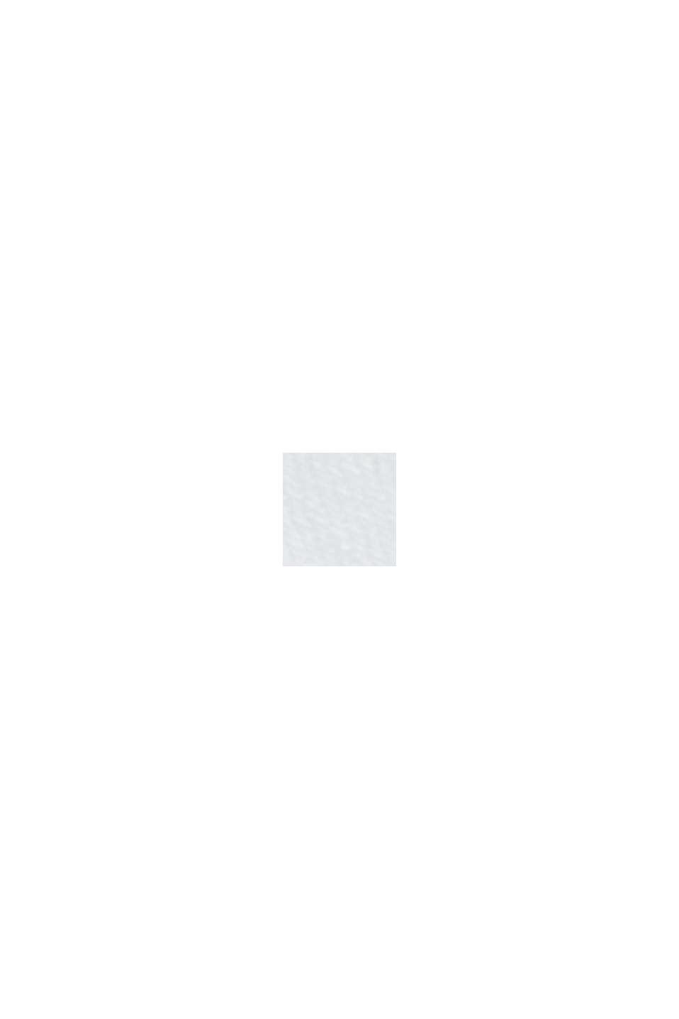 Jeansjacke aus Bio-Baumwoll-Stretch, WHITE, swatch