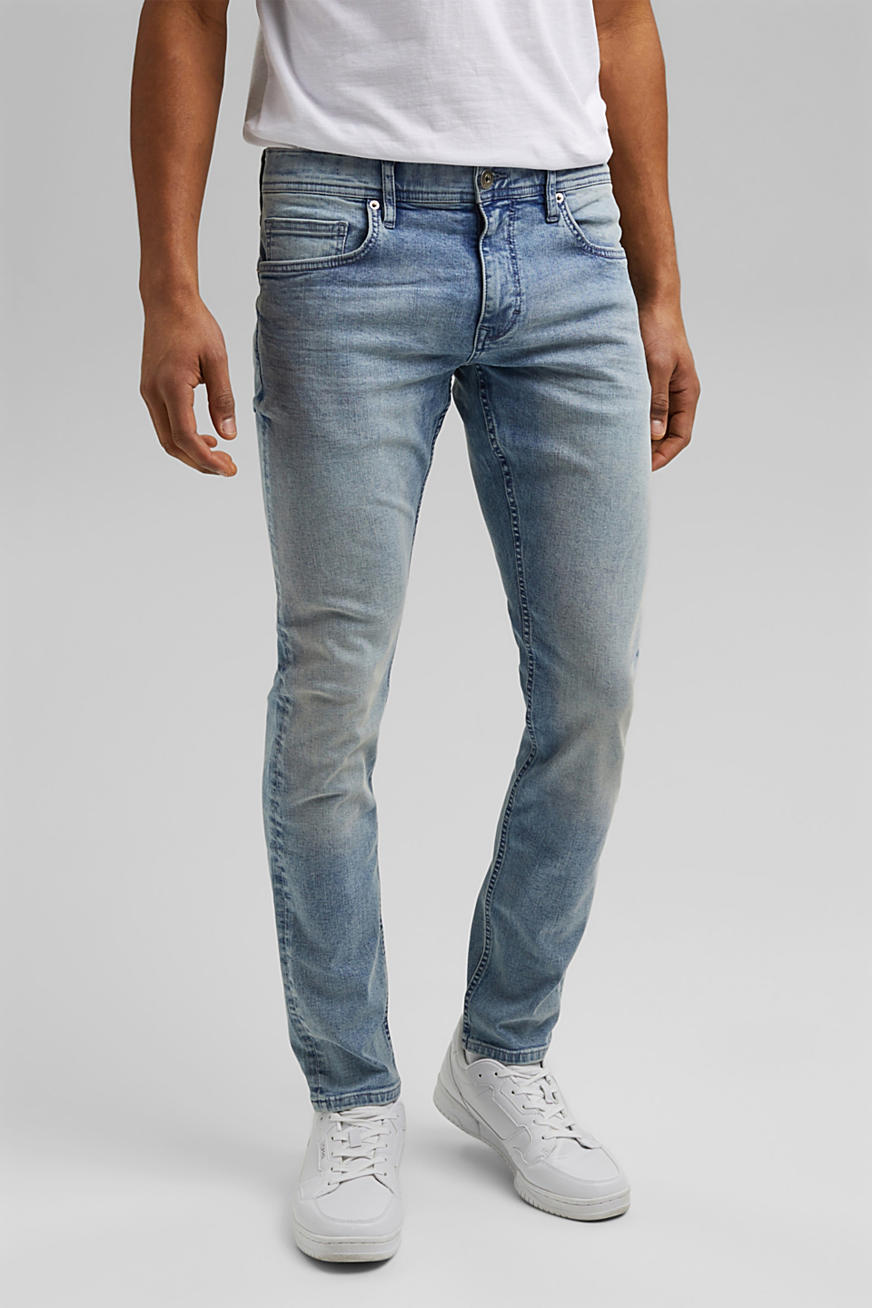 Dynamic denim-jeans, superstretchkomfort