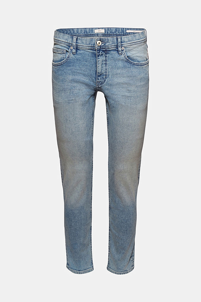 Dynamic denim met veel comfortabele stretch