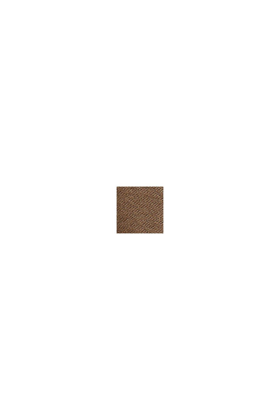 Giacca per le mezze stagioni impermeabile in misto cotone, BEIGE, swatch