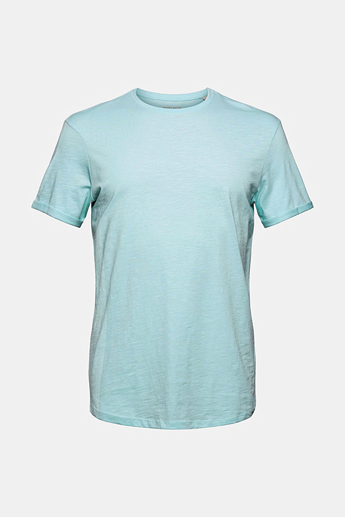 T-shirt basique, 100% coton biologique
