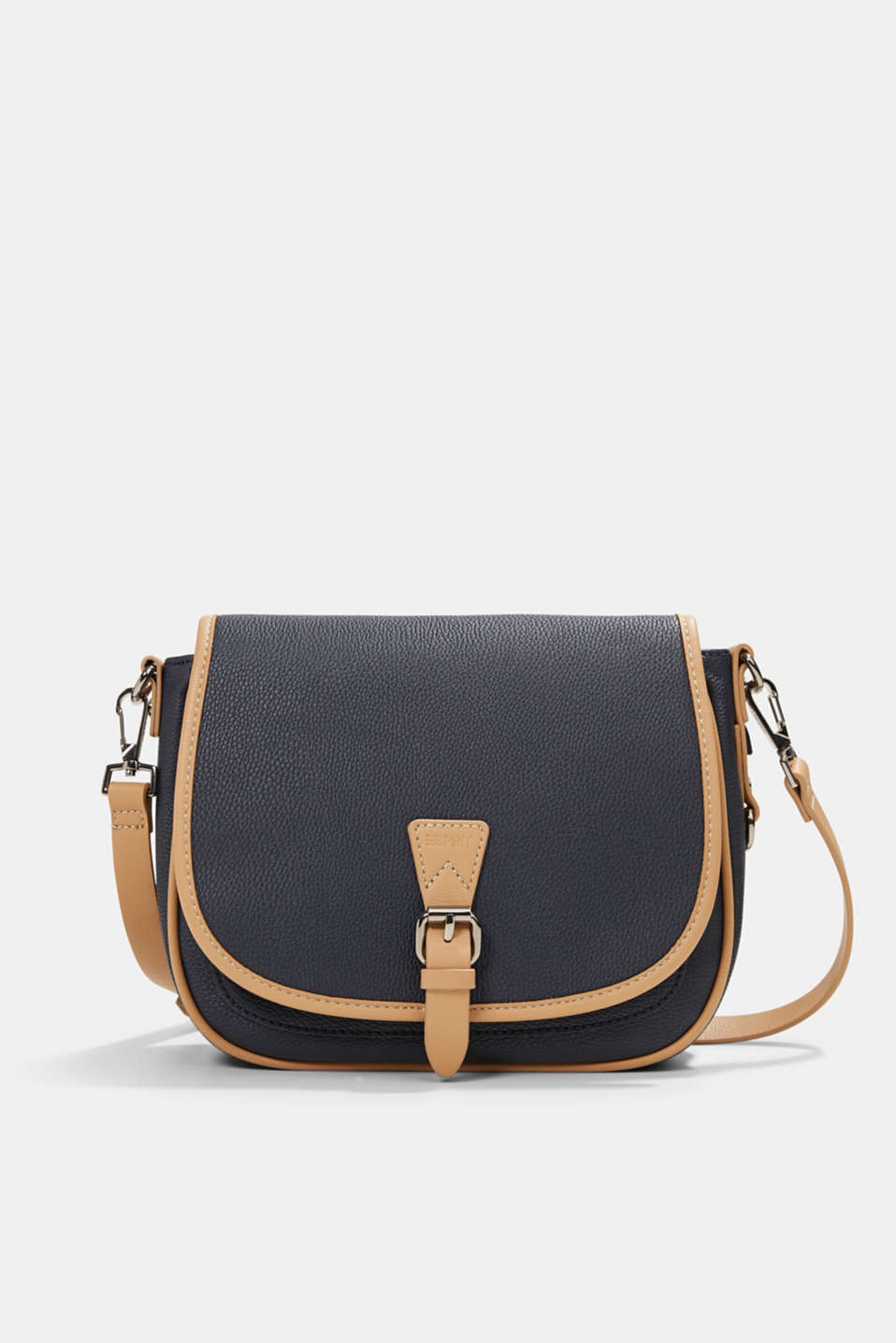 Esprit - Susie T.: Saddle style shoulder bag