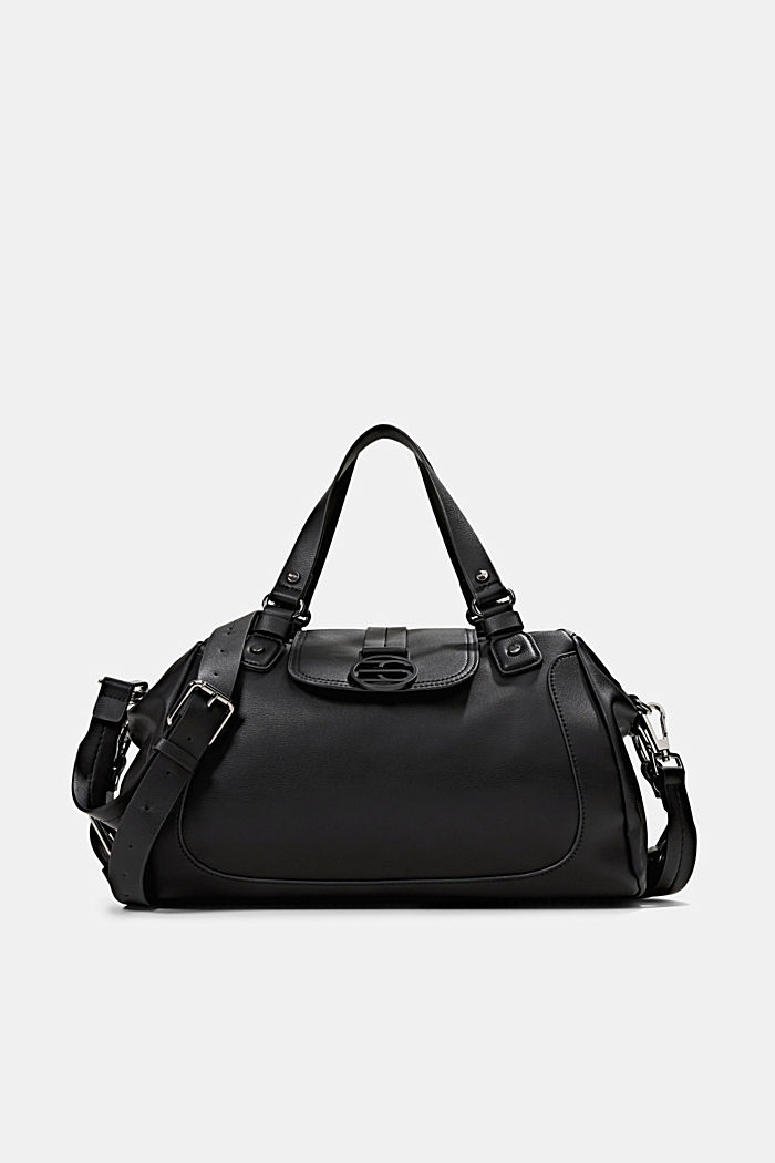 Hallie T.: city bag with shoulder strap, vegan