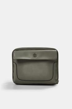 Vegan: Organizer-Tasche mit variablem Riemen