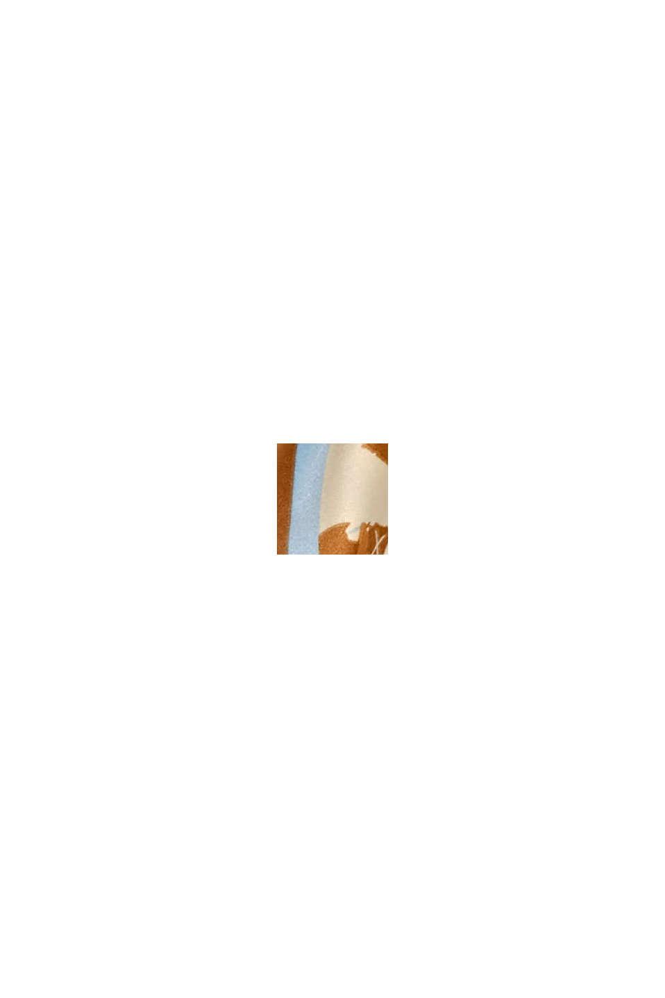 Reciclado: pañuelo con estampado del logotipo, SAND, swatch