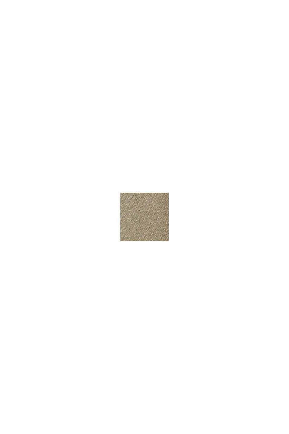 Šátek s monogramy, s vlákny LENZING™ ECOVERO™, LIGHT KHAKI, swatch