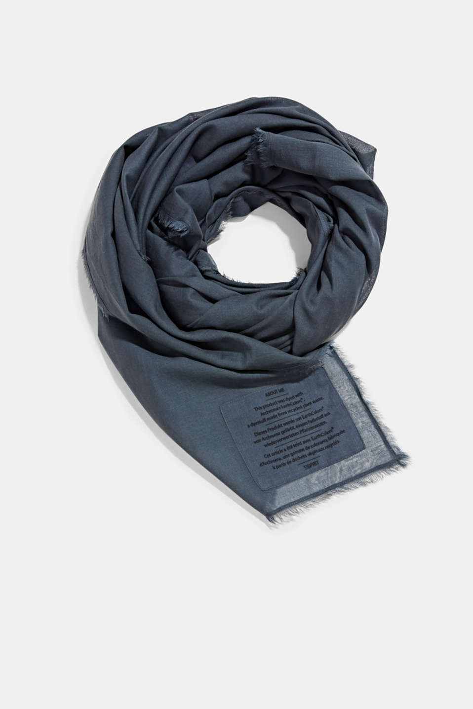 Esprit - EarthColors®: scarf i ekobomull