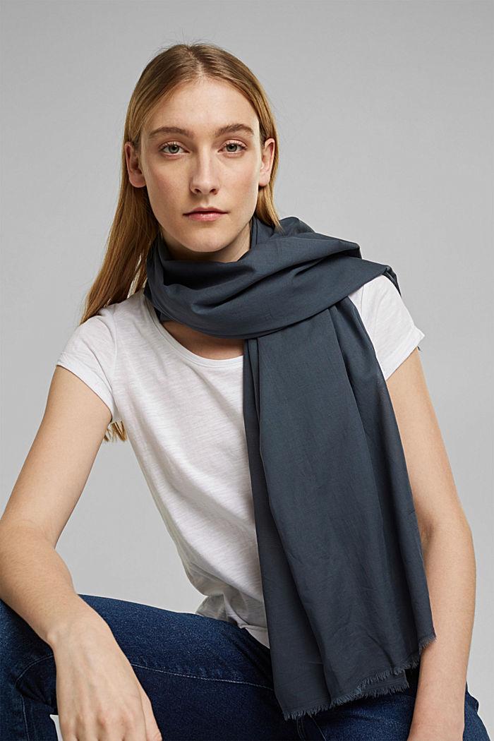 EarthColors®: Tuch aus Bio-Baumwolle