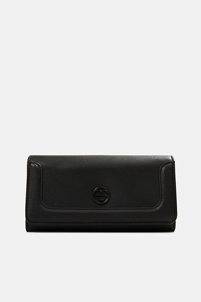 Vegan: Wallet with monogram