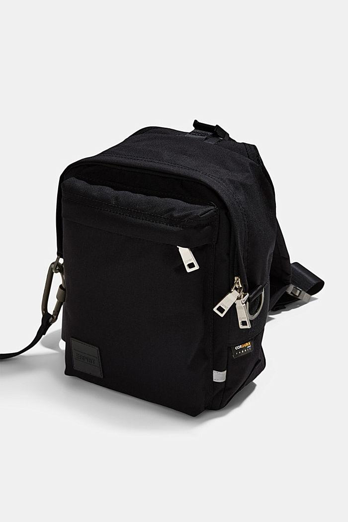 #ReimagineFlexibility: Sling backpack, BLACK, detail image number 2