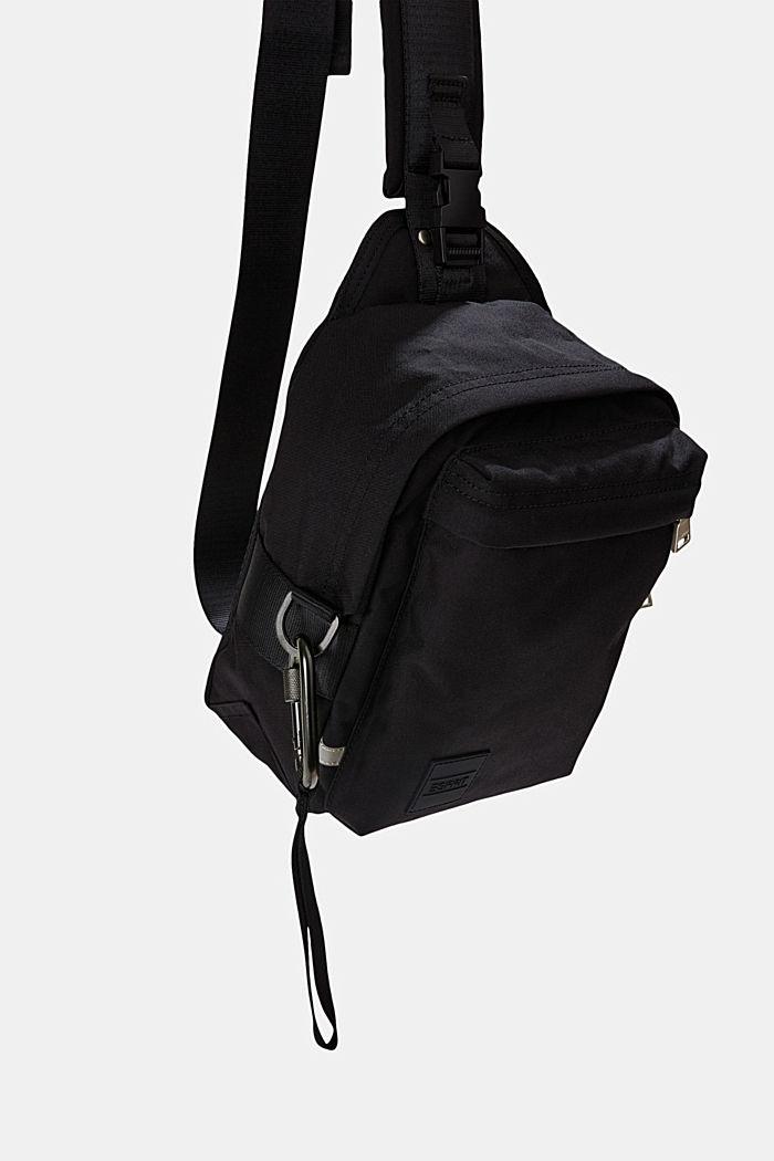 #ReimagineFlexibility: Sling backpack, BLACK, detail image number 6