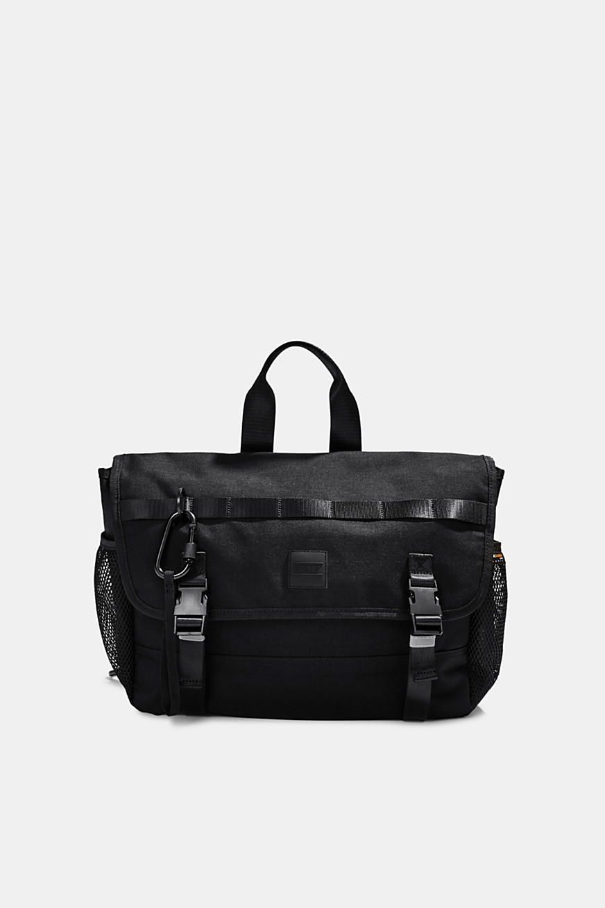 Messenger bag met laptopvak, CORDURA NYLON™