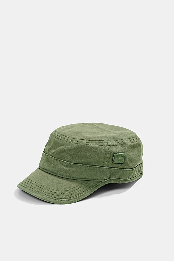 Hats/Caps, KHAKI GREEN, detail image number 0