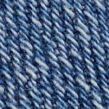 Stretch-Denim aus Organic Cotton, BLUE LIGHT WASHED, swatch