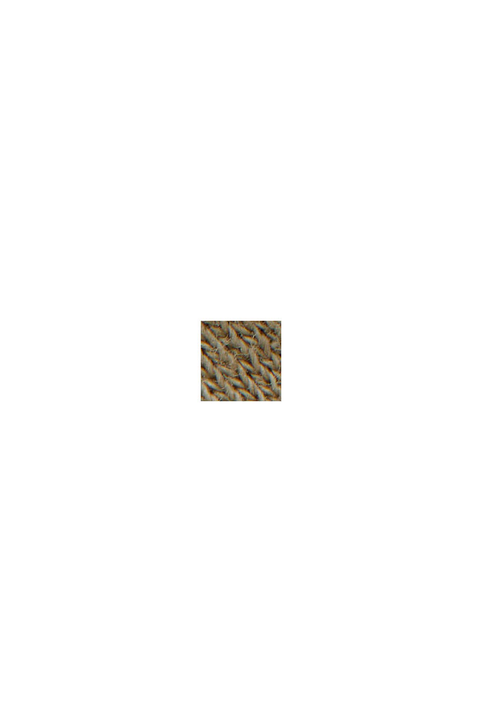 Sweat-Hose aus 100% Organic Cotton, SAND, swatch
