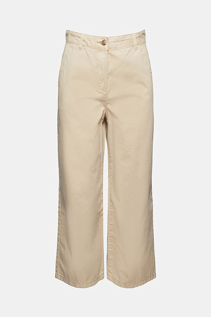 Culottes made of 100% Pima cotton