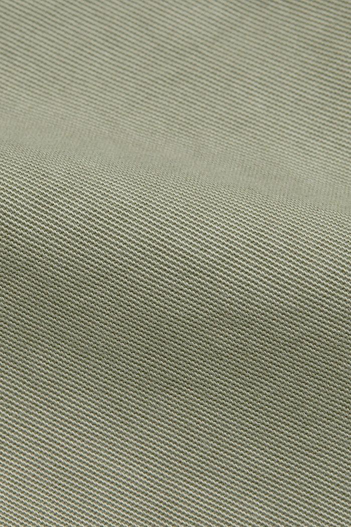 Jupe de style Utility à taille paperbag, LIGHT KHAKI, detail image number 4