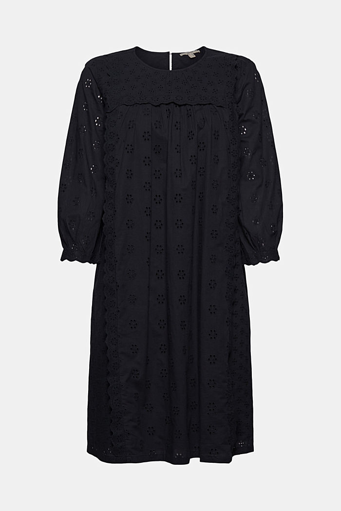 Broderie anglaise dress, 100% organic cotton
