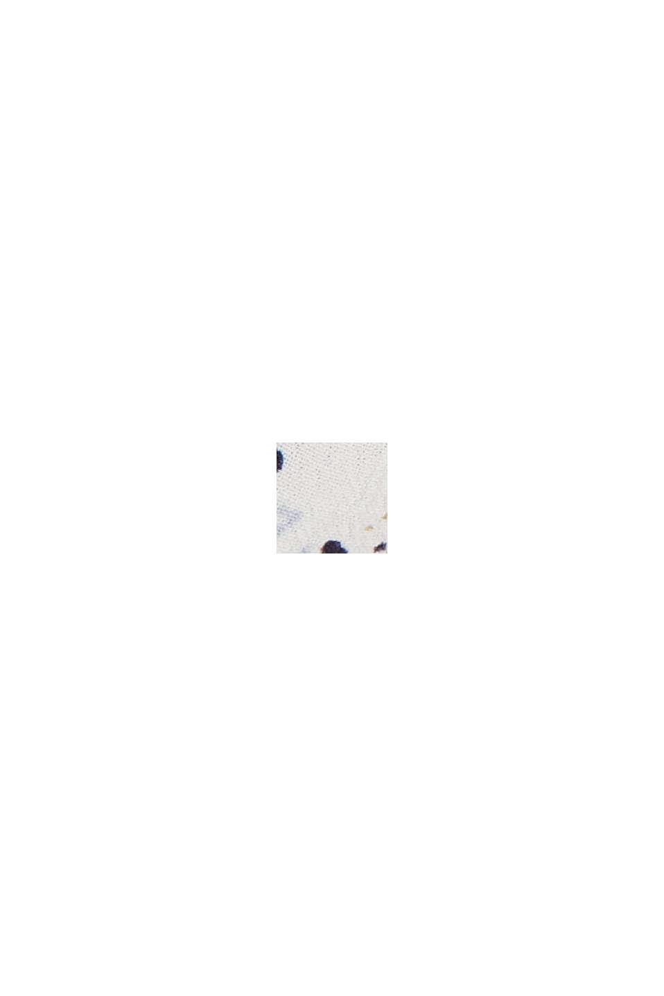 Blouse zonder sluiting van LENZING™ ECOVERO™, OFF WHITE, swatch