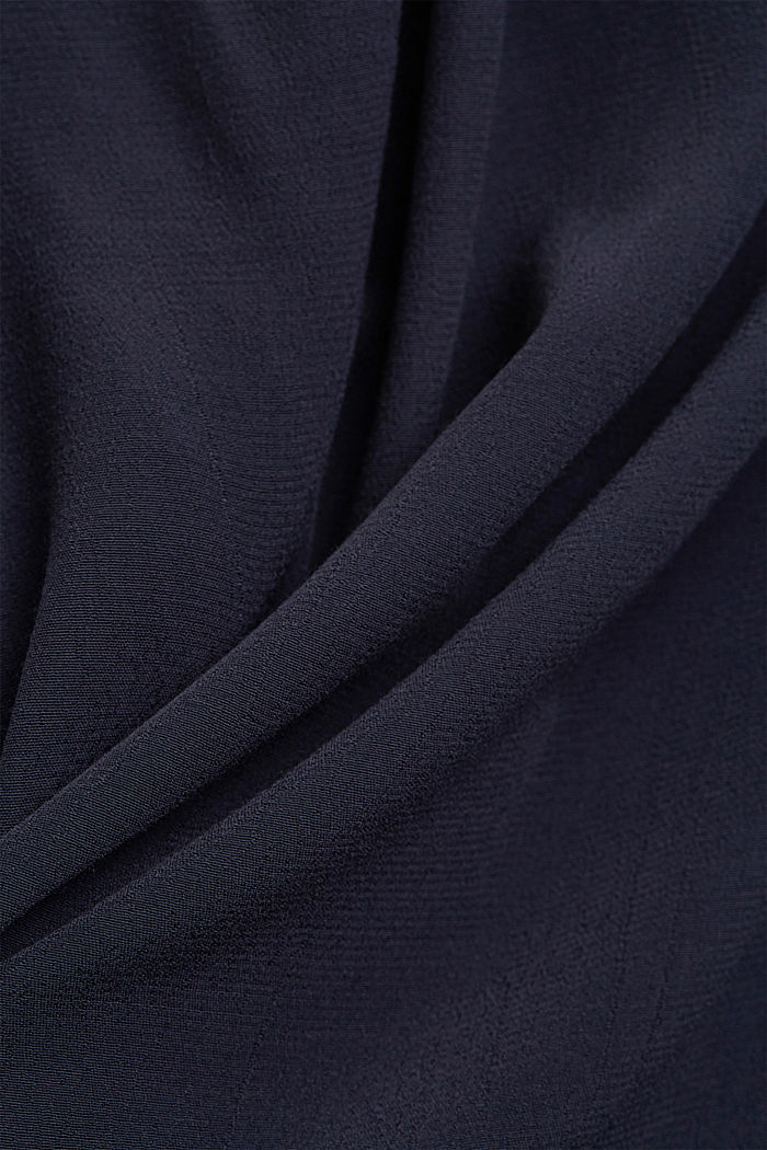 Blouses woven, NAVY, detail image number 4