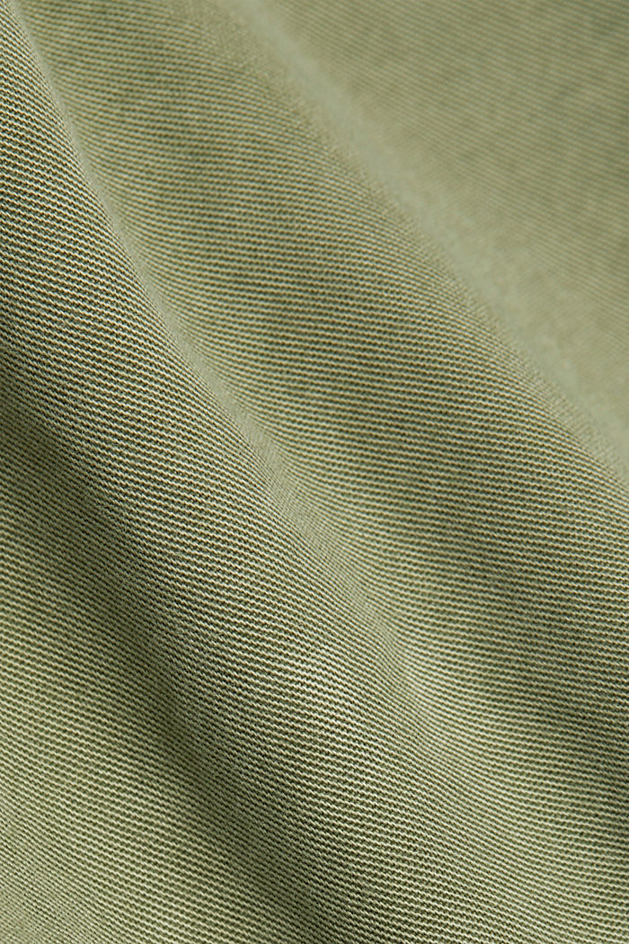 Light jacket in a utility look, LIGHT KHAKI, detail image number 4