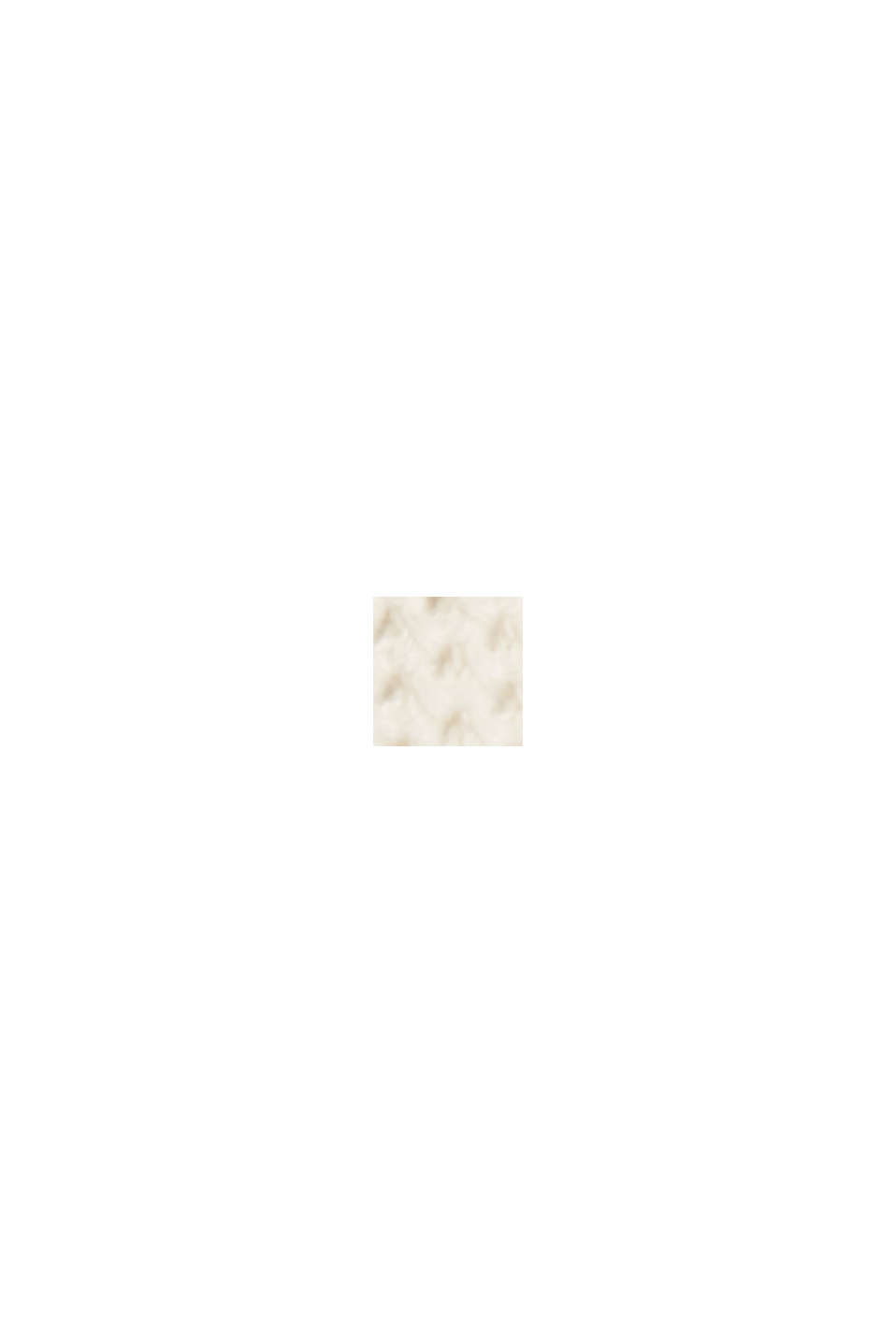 Block stripe jumper made of 100% organic cotton, ICE, swatch