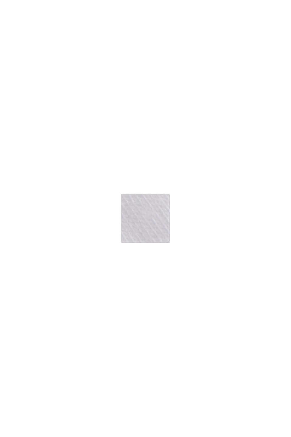 Basic T-Shirt aus Organic Cotton, WHITE, swatch