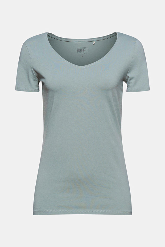 Basic T-Shirt aus Organic Cotton