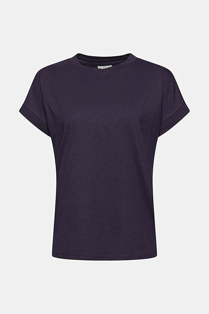 T-shirt made of organic cotton and TENCEL™/modal
