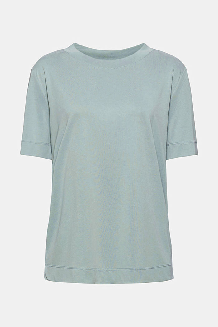 T-shirt fluide à teneur en modal