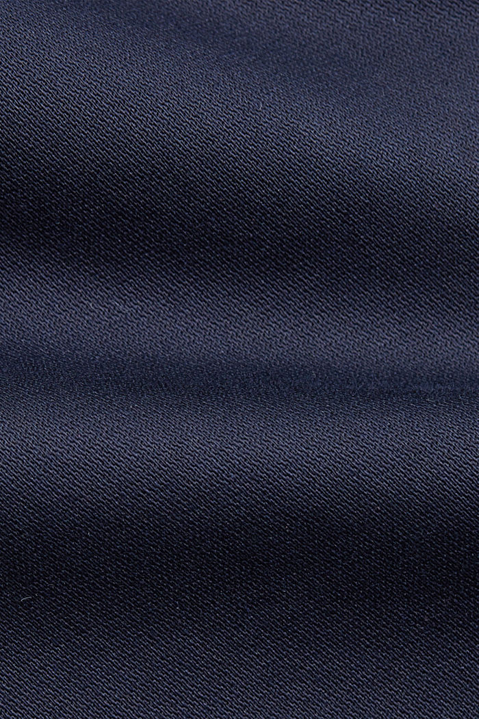 Pants woven, DARK BLUE, detail image number 4