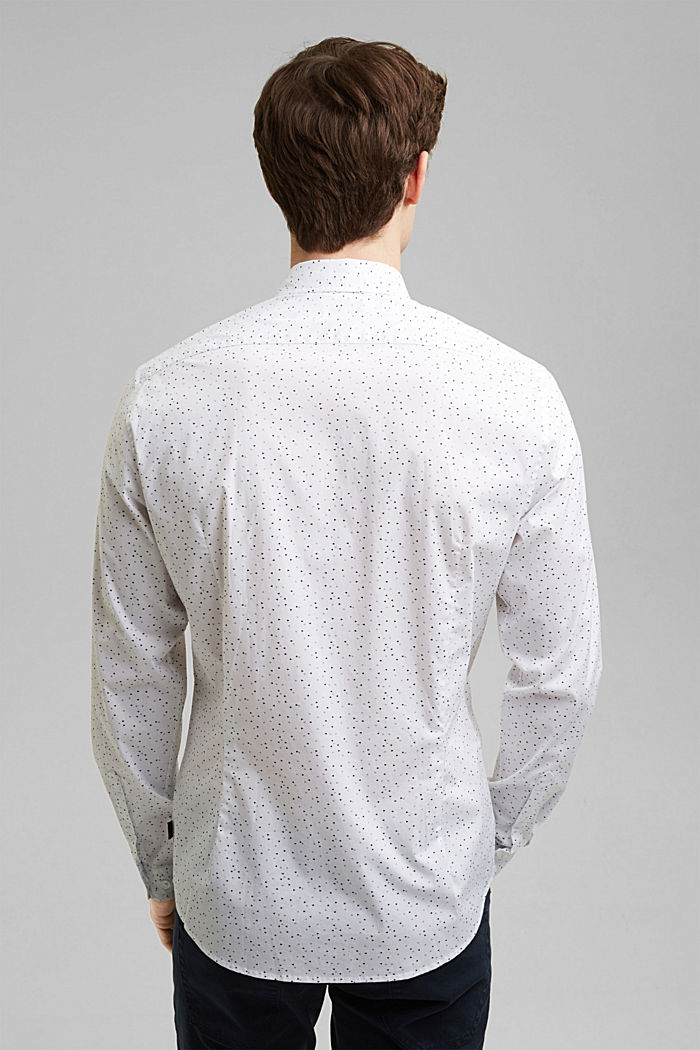 Recycled: COOLMAX® technology shirt, WHITE, detail image number 3