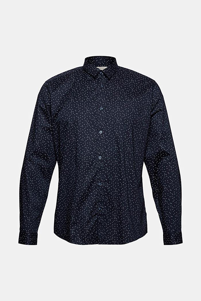 Recycelt: Hemd mit COOLMAX®