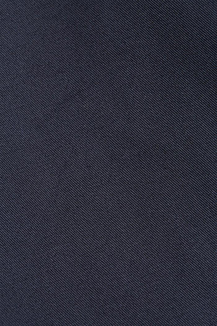 Sommer-Mantel aus Organic Cotton, DARK BLUE, detail image number 5