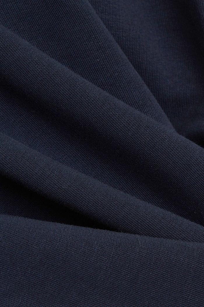 #ReimagineFlexibility: outdoor sweatshirt, NAVY, detail image number 5