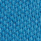 Piqué polo shirt in 100% organic cotton, PETROL BLUE, swatch