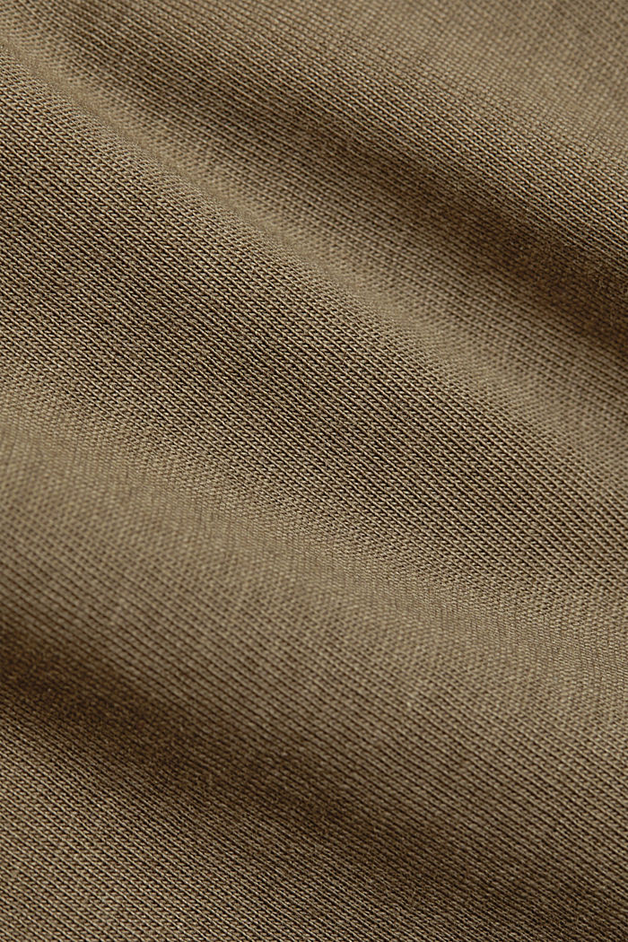 T-Shirts, DARK KHAKI, detail image number 5