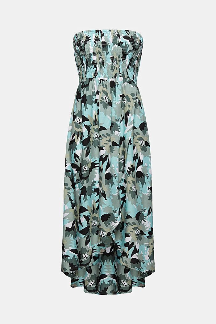 Bandeau-Kleid aus LENZING™ ECOVERO™