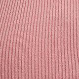 Feinripp-Top aus Organic Cotton, CORAL, swatch