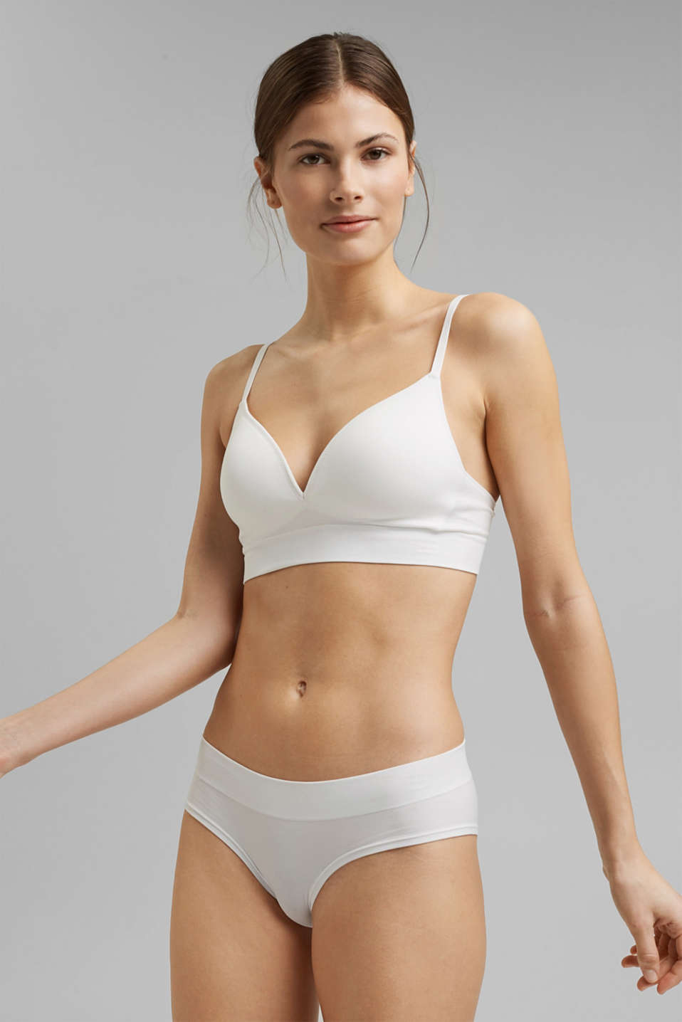 Esprit - Virtually seamless padded bra